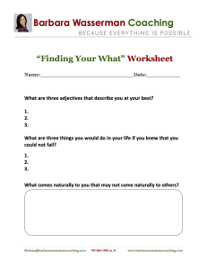 Finding-Your-What-Worksheet-2014-page1 copy