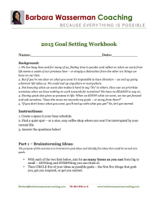 2015 Goal Setting Workbook Page1